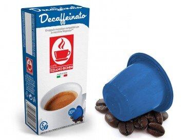 與Nespresso膠囊咖啡機相容- DECAFFEINATO BONINI膠囊咖啡