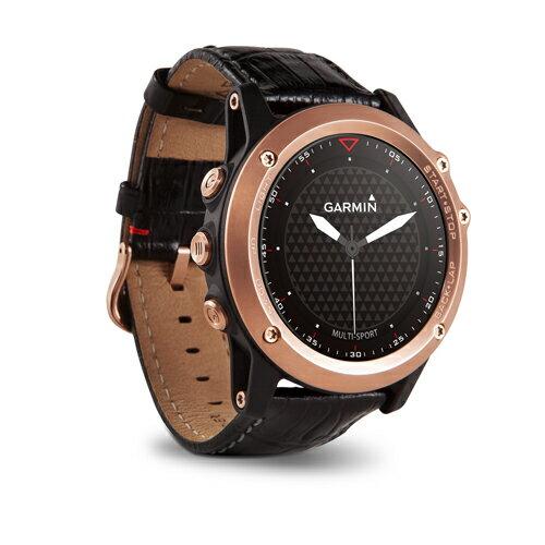 GARMIN fenix 3 心率戶外GPS腕錶 [天天3C] (玫瑰金) 2