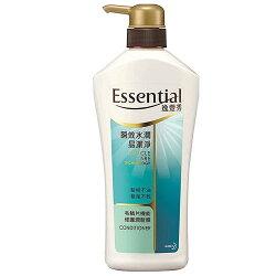 逸萱秀 瞬效水潤易潔淨潤髮膜 700ml