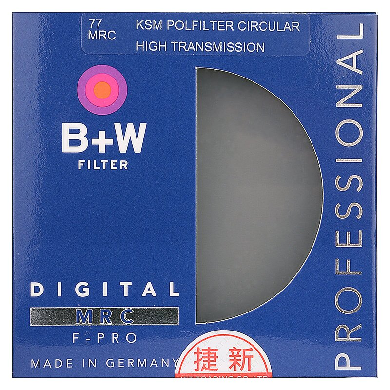 ~相機 ~ B W F~Pro 55mm HTC KSM CPL 高透光凱氏偏光鏡 HTC
