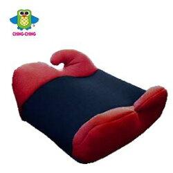 【CHING-CHING親親】兒童椅座增高墊 BC-02 藍紅色【紫貝殼】