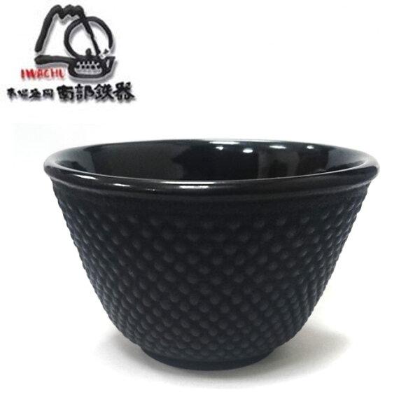 Kelly日韓嚴選:日本岩鑄南部鐵器鑄鐵茶杯(小)
