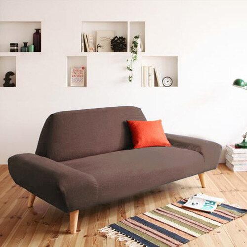 JP Kagu 日系2人座 / 雙人座可拆洗摩登造型布質矮沙發(三色) 2