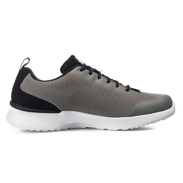 SKECHERS【232007CCBK】健走鞋 Dynamight 網布 記憶鞋墊 灰色  男生尺寸