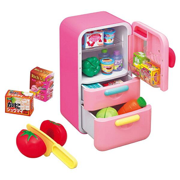 小奶娃婦幼用品:Toyroyal樂雅-生活小達人冰箱組