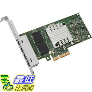 [106美國直購] Intel 原廠網路卡 Server Adapter I340-T4 1Gbps RJ-45 Copper, PCI Express 2.0 x 4 Lane, OEM packa..