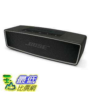 [106美國直購] 迷你藍牙音箱 Bose SoundLink Mini Speaker II (Carbon) 725192-1110
