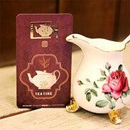 茶壺 書籤 18K金 韓國 進口 連線 德德