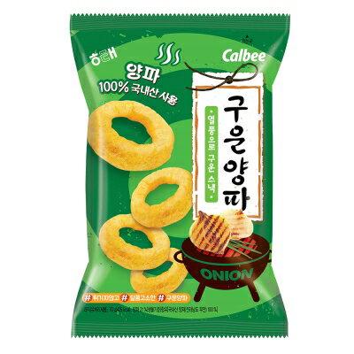 【HAITAI海太】烘焙洋蔥圈餅乾(70g)