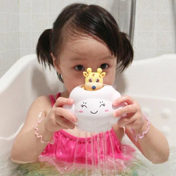 塔克玩具百貨:雨雲洗澡玩具洗澡雲雲雨早教科學玩具洗澡戲水游泳玩具浴室雲雨同款Plui【塔克】
