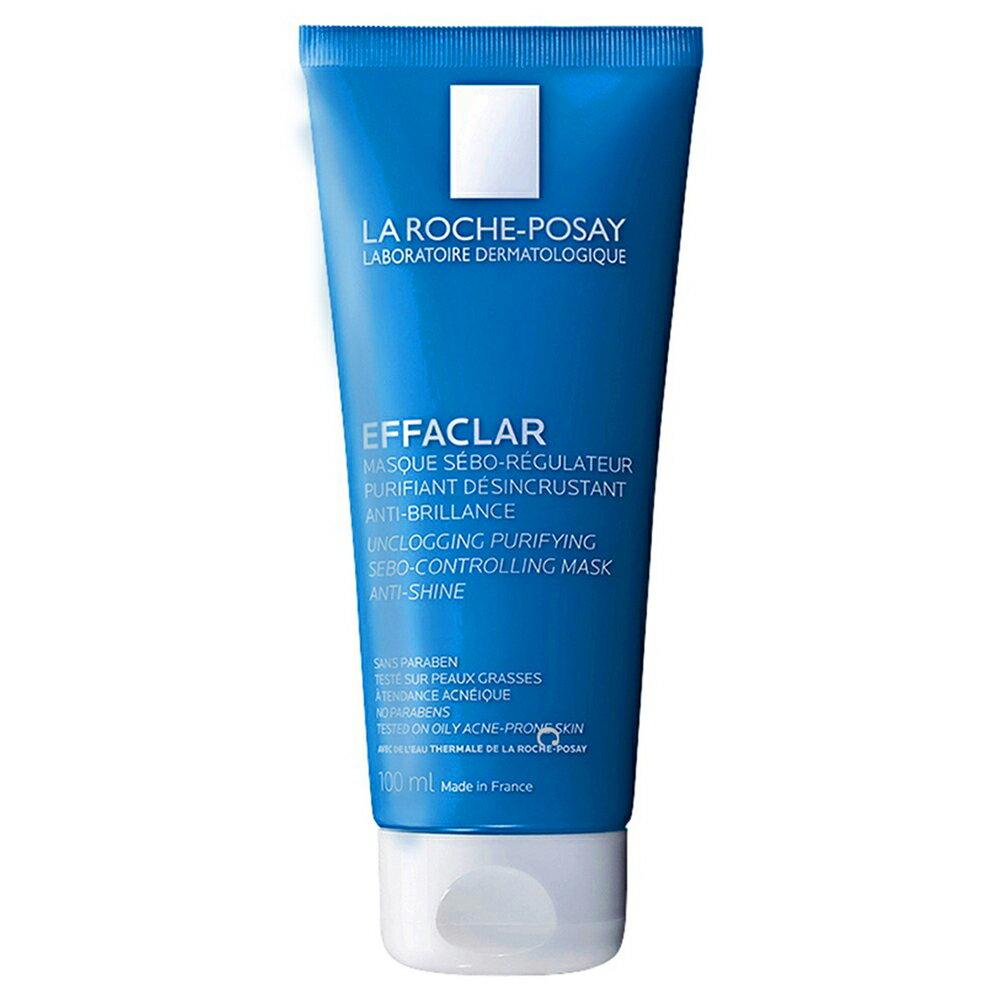 <br/><br/>  La Roche Posay 理膚寶水 深層淨膚泥面膜 100ml<br/><br/>