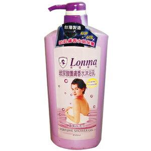 龍馬 玻尿酸護膚香水 蘆薈保濕 沐浴乳 858ml 0