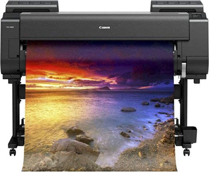 Canon imagePROGRAF PRO-2000 24-Inch large-format Inkjet Color Printer