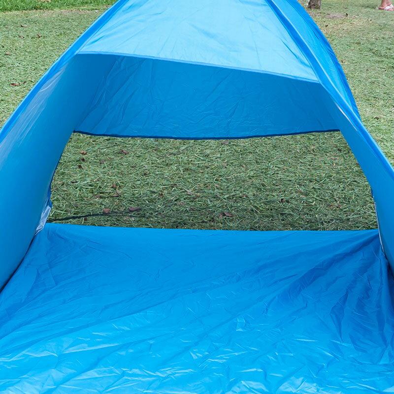戶外海灘帳篷  長165cm寬150cm高110cm 輕巧好攜帶 2