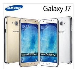 [ 福利品 ]SAMSUNG GALAXY J7-2015 LTE 八核心 16GB 雙卡雙待智慧手機,螢幕刮傷不影響使用