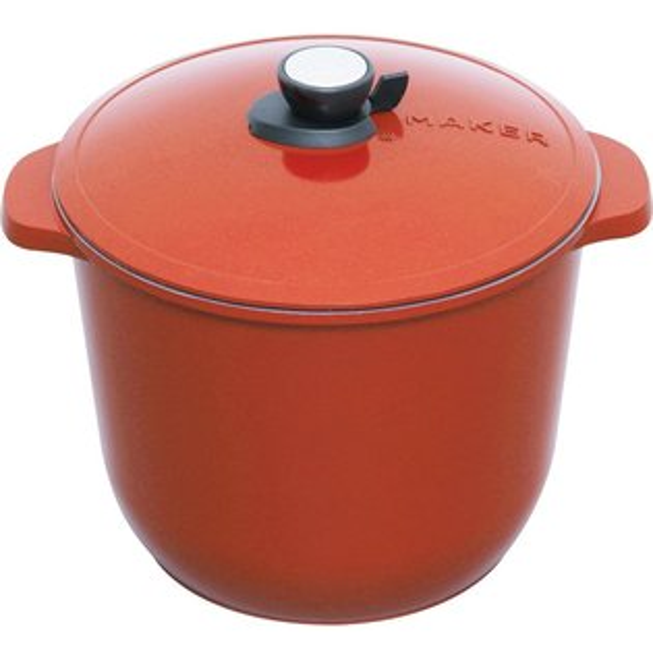 日本IRISOHYAMAKITCHENCHEF燉鍋深型28cm無加水鍋MKSN-P28D母親節禮物