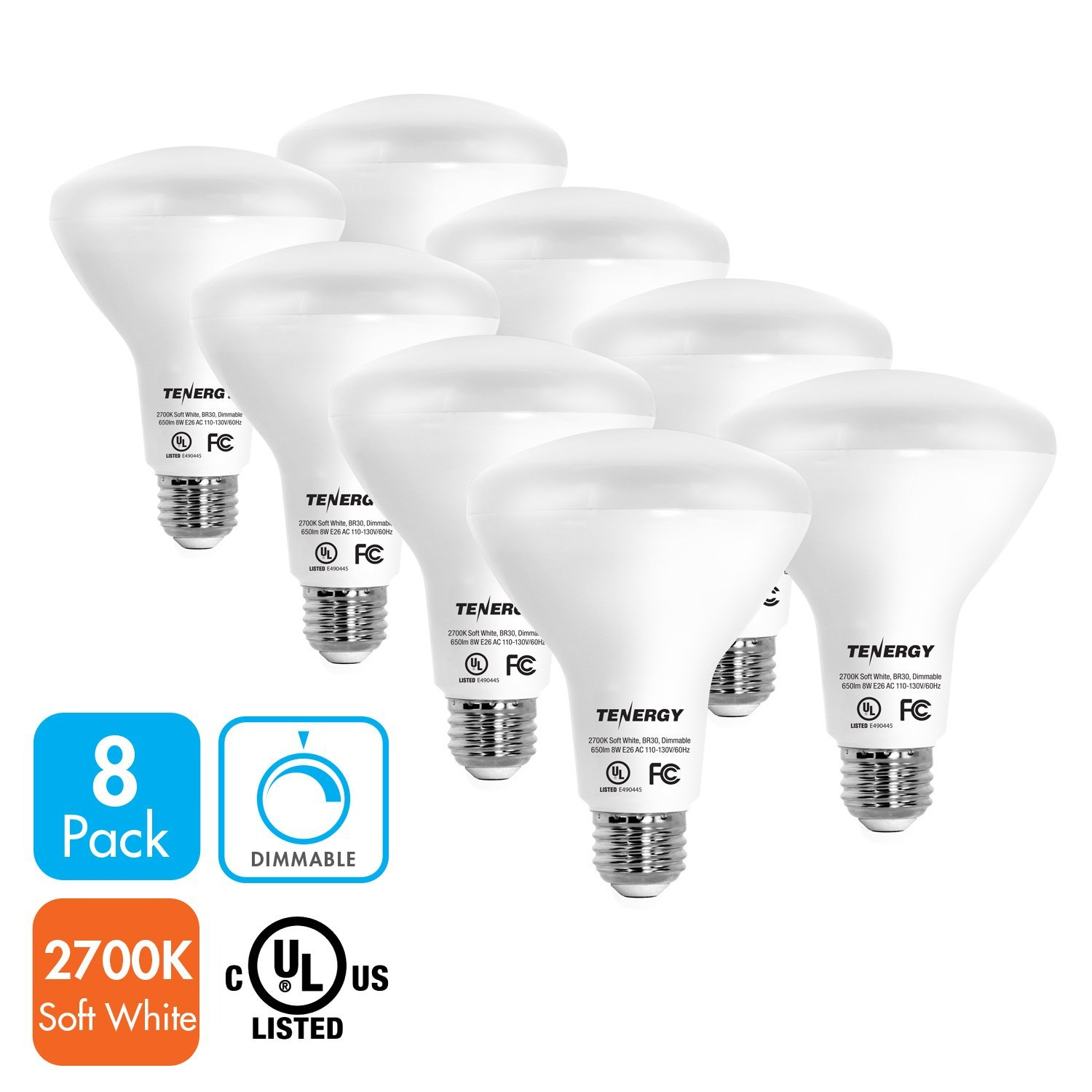 Tenergy tenergy dimmable led flood light bulbs 60 watt equivalent tenergy dimmable led flood light bulbs 60 watt equivalent 8w warm white soft mozeypictures