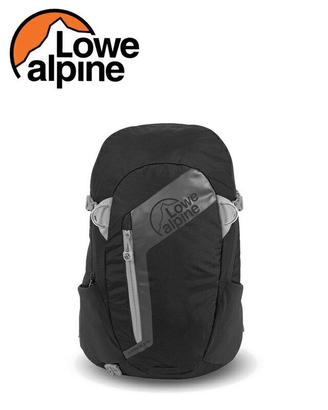 【速捷戶外】英國 Lowe Alpine - Strike 24L背包(黑)FDP-55-24B 登山背包 旅行背包 校園背包