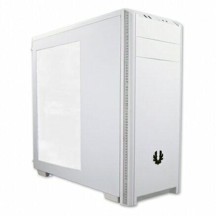 BitFenix火鳥NOVA(W)諾瓦星透側版ATX黑化內建12cm(白光FAN)電腦機殼PC機殼電競機殼電腦機箱【迪特軍】