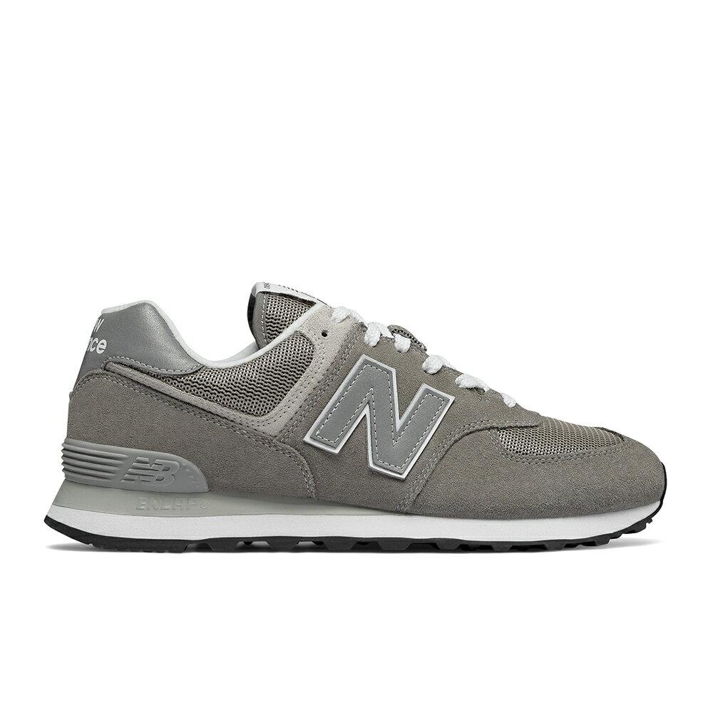 【New Balance】 復古鞋_中性_灰色_ML574EGG-D楦 574