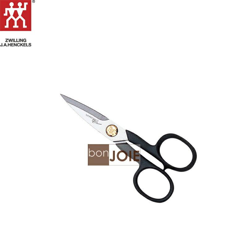 ::bonJOIE:: 德國雙人牌 4 吋 (100 mm) 經典家用剪刀 手藝用 ( 不鏽鋼 剪刀 手藝剪 家用 家庭用 家用剪 )
