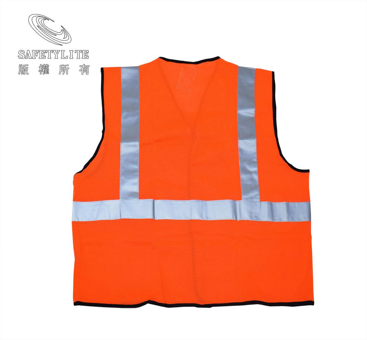高可見度反光背心 安全背心 3M 24小時全天防護 歐美認證 2