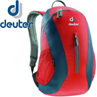 【露營趣】中和 附手電筒 德國 deuter 80154 City Light 16L休閒旅遊背包 登山背包 攻頂包