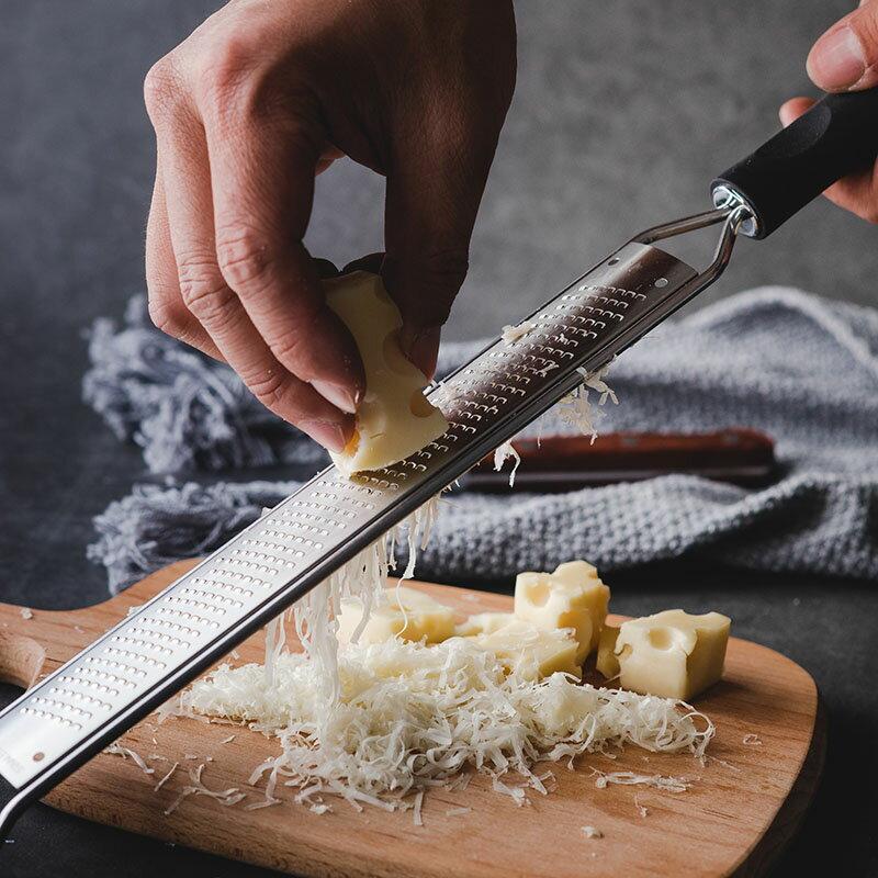 11.11 奶酪擦絲器檸檬皮屑刨芝士刨刀芝士刨絲器刨