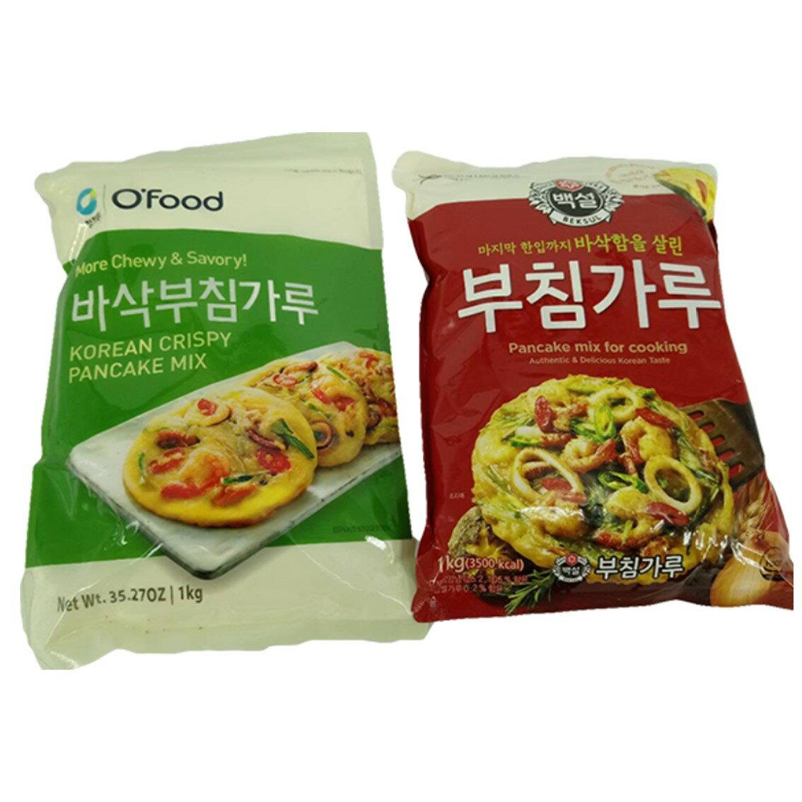 韓國 CJ韓式煎餅粉  大象煎餅粉 海鮮/泡菜煎餅必備