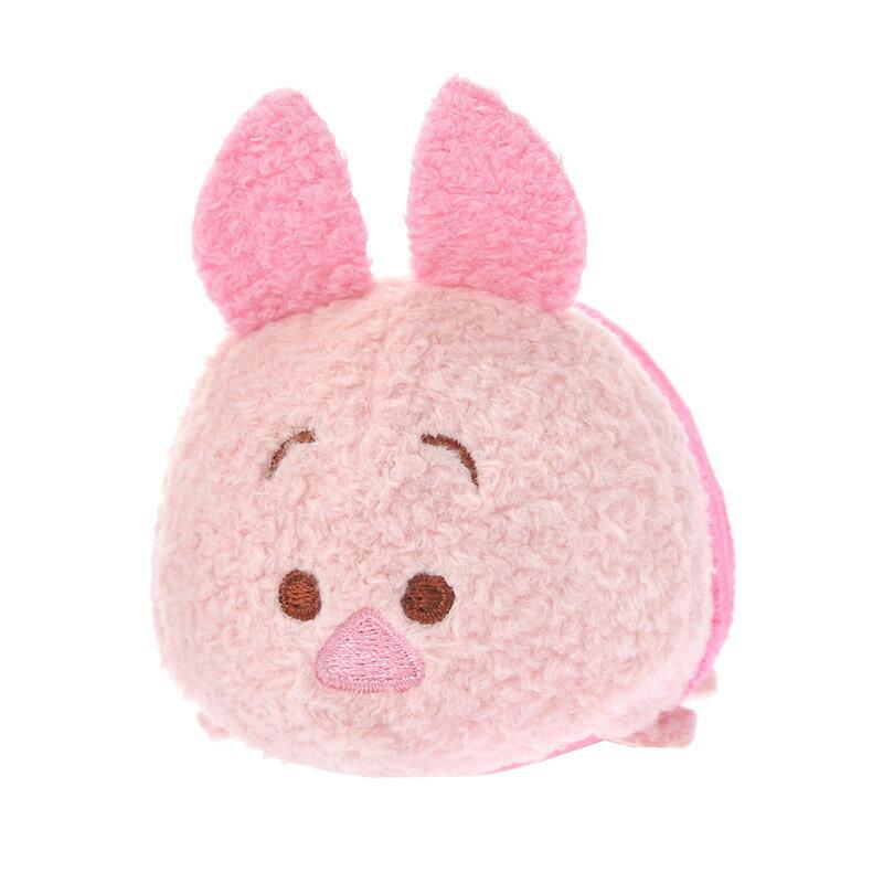 【真愛日本】17012500109專賣店限定tsum娃S-維尼小豬    迪士尼專賣店限定 沙包娃娃 小熊維尼