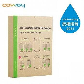 Coway AP-1009CH 【加護抗敏型】空氣清淨機三年份濾網 公司貨 免運費