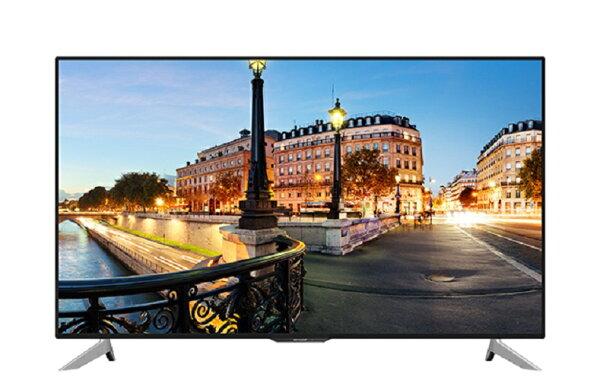 SHARP夏普LC-60UA680060吋夏普4K智能連網液晶電視(搭載AndroidTV系統)