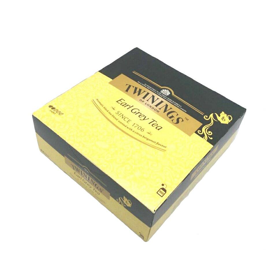 茶包 TWININGS 皇家伯爵茶 一盒100包 茶葉 早餐 飲料 熱飲 上班必備 紅茶 烏龍茶 綠茶