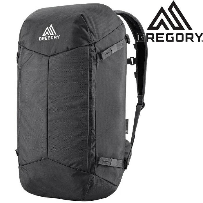 Gregory Compass 30 都會休閒多夾層運動後背包/筆電包 68396 黑