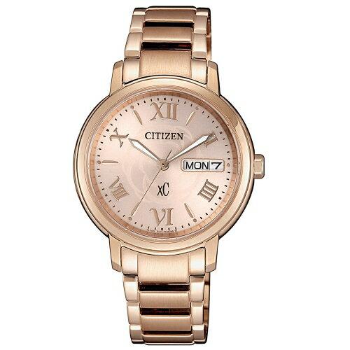 CITIZENXC優雅花漾光動能時尚腕錶EW2422-63W