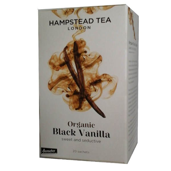 有機香草紅茶~英國漢普斯敦有機香草茶Hampstead Tea~香草紅茶demeter認證