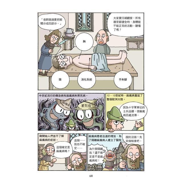 漫畫STEAM科學史3中世紀前期至文藝復興,奠定科學基礎知識(中小學生必讀科普新課綱最佳延伸教材) 7