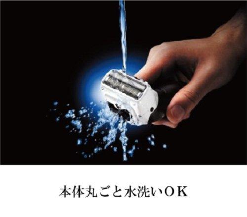 日本公司貨 Panasonic 國際牌【ER-GK40】電動除毛刀 身體除毛 3階段長度控制 可水洗 5
