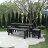 CEDAR 席德 野餐板凳(大)戶外家具【7OCEANS七海休閒傢俱】EXPRESSO 黑褐色 2