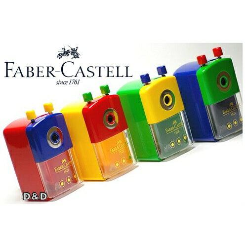 ~ Faber ~ Castell 輝柏 ~色鉛筆 削鉛筆機   大小通吃    顏色 出
