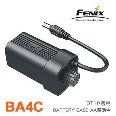 Fenix BA4A BATTERY CASE AA BT10專用電池盒【AH07169】i-Style居家生活