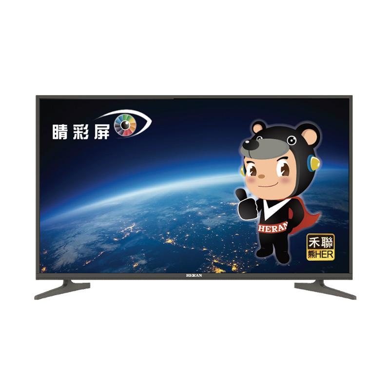 【迪特軍3C】禾聯 HERAN 504K-C1 50型 4K 液晶顯示器 附視訊盒