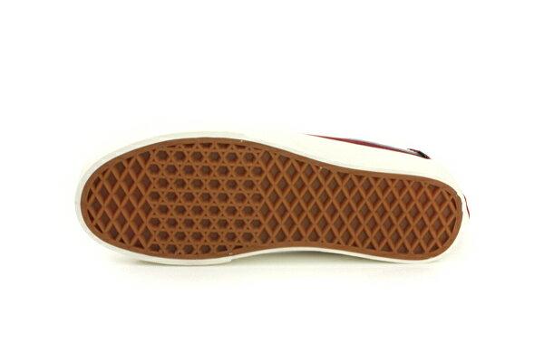 VANS 運動鞋 紅色 男女鞋 72065606 no479 8