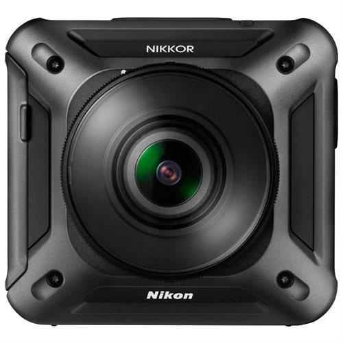 Nikon KeyMission Digital Camcorder - CMOS - 4K - Black - 16:9 - H.264/MPEG-4 AVC, MOV - Electronic (IS) - HDMI - USB - microSD, microSDXC, microSDHC - Memory Card - Wearable - Tripod Mount 2