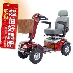 必翔 電動代步車 TE-889SL P型把手 電動代步車款式補助 贈 安能背克雙背墊