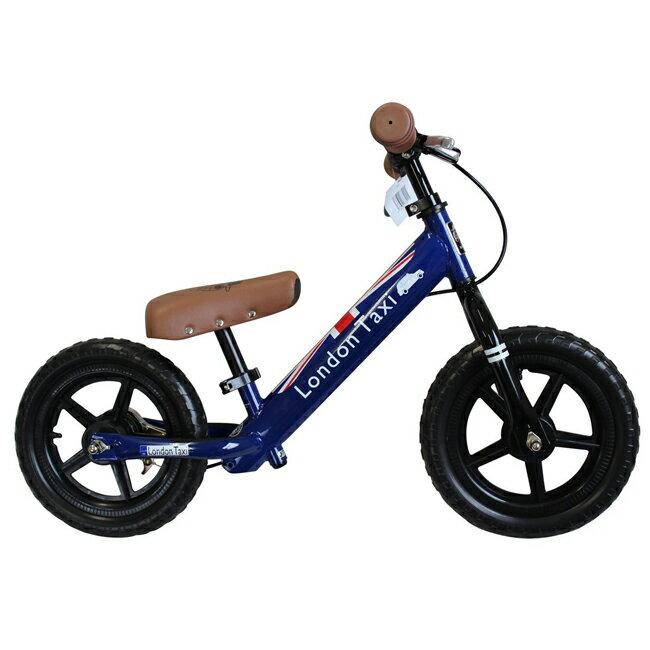 英國 LONDON TAXI 幼兒滑步平衡車/學步車/滑步車 藍色