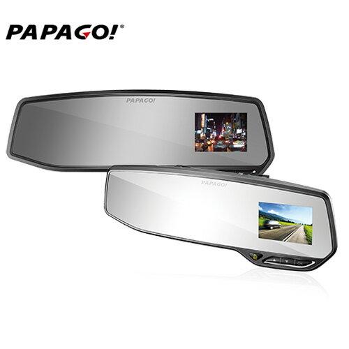 PAPAGO!GoSafe 268 後視鏡行車紀錄鏡
