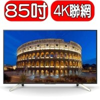 SONY液晶電視推薦到可議價★回饋15%樂天現金點數★SONY索尼【KD-85X8500F】85型4K安卓連網平面電視就在日本家電館推薦SONY液晶電視