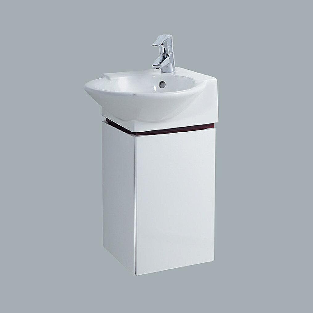 HCG臉盆浴櫃/不含水龍頭 /L252NS+LCP252B