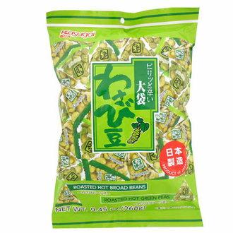 日本春日井 芥末豆 大袋 284克 12包